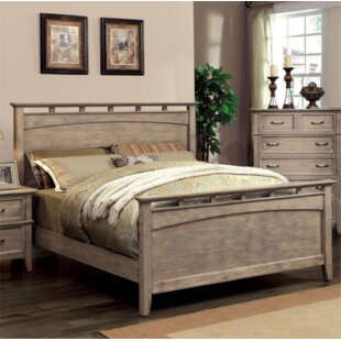 Hilliard Panel Bed