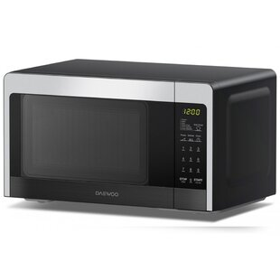 18 0.7 cu. ft. Countertop Microwave with Sensor Cooking by Daewoo