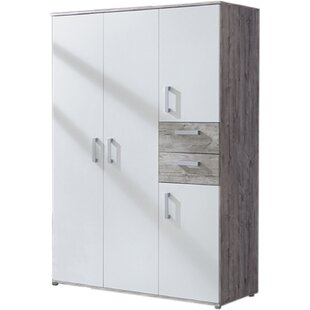 Bente 4 Door Wardrobe By Arthur Berndt
