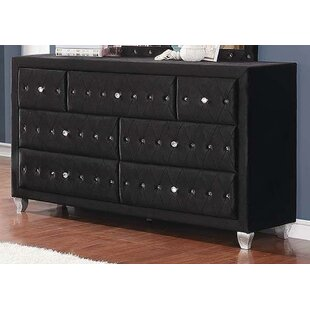 Guidry 7 Drawer Double Dresser