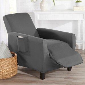 Box Cushion Recliner Slipcover & Recliner Slipcovers Youu0027ll Love | Wayfair islam-shia.org