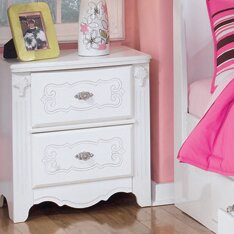 Emma 2 Drawer Nightstand
