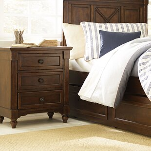 Best Deals Big Sur By Wendy Bellissimo 3 Drawer Nightstand ByWendy Bellissimo by LC Kids