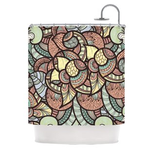 Wild Run Single Shower Curtain