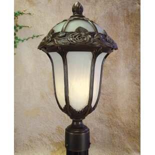 Rose Garden Outdoor 3-Light Lantern Head