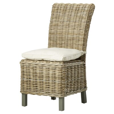 Dame Dining Side Chair by Beachcrest Home