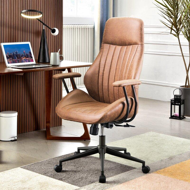 Inbox Zero Executive Chair Reviews Wayfair