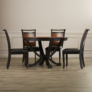 Roberta 5 Piece Dining Set DarHome Co
