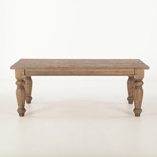 Musson Solid Wood Dining Table by Charlto..