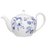 Blue Sorrentino 17.5 -oz. Bone China Teapot
