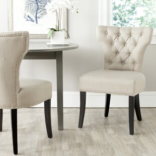 Crissyfield Side Chair (Set of 2) Alcott Hill
