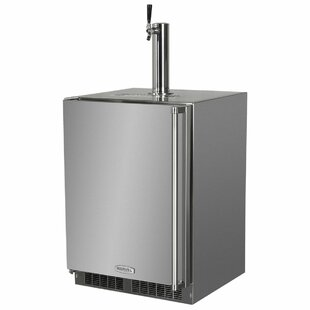 5.7 cu. ft. Outdoor Single Tap Full Size Kegerator