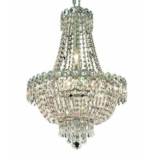 Rosdorf Park Lorna 8-Light Empire Chandelier