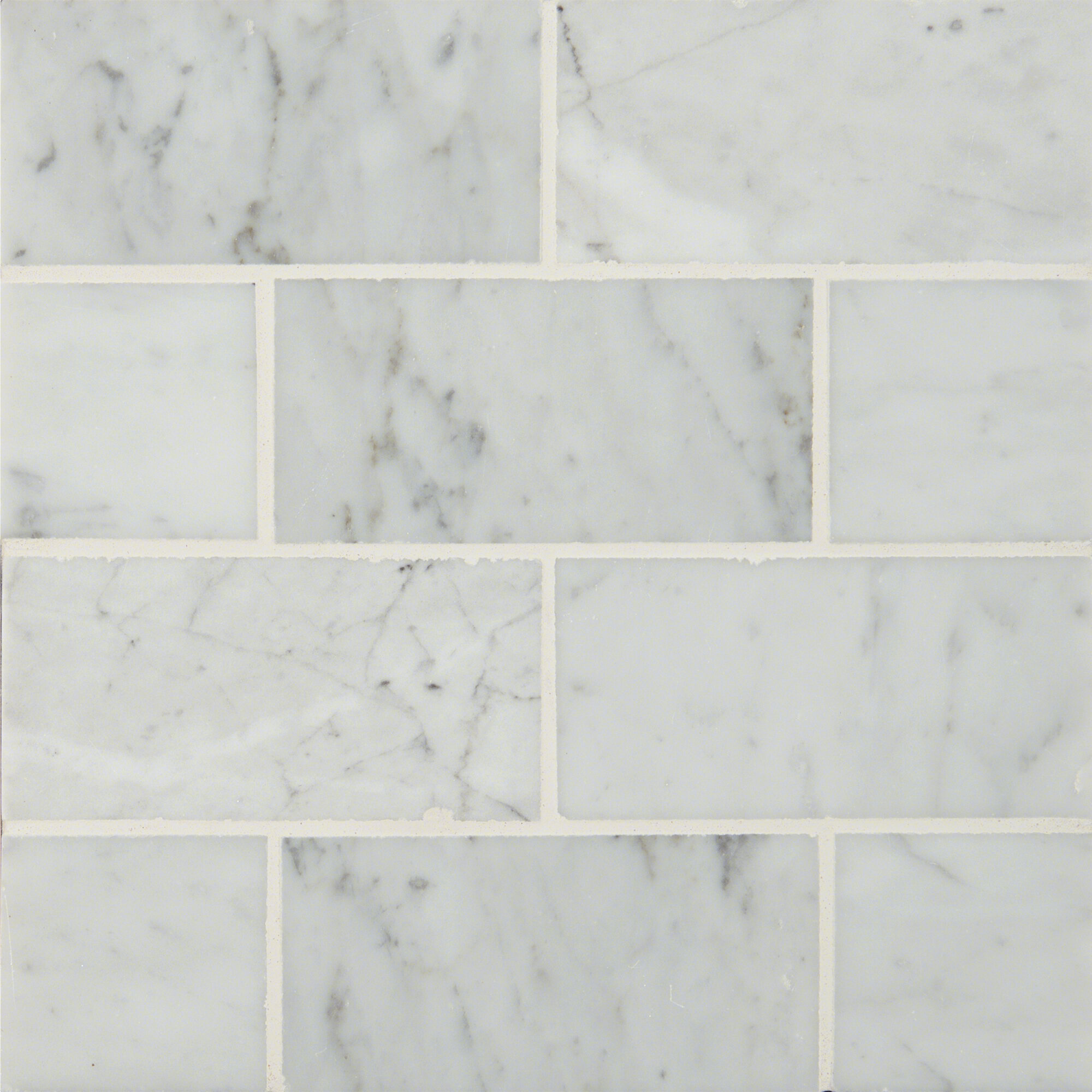 Msi 3 X 6 Polished Marble Subway Tile
