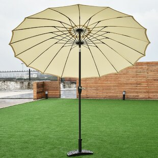 Winston Porter Konopka Outdoor 9' Bench Umbrella