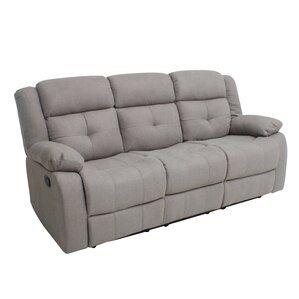 Torie Reclining Sofa by Red Barrel Studio