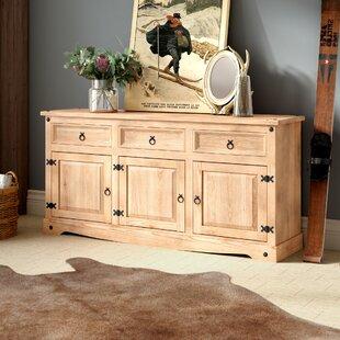 Deaver 3 Door 3 Drawer Sideboard By Alpen Home