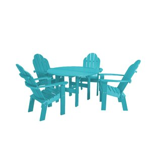Classic 5 Piece Dining Set by Little Cottage Company
