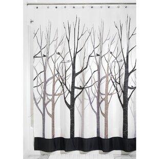 Bargain Forest Shower Curtain ByInterDesign