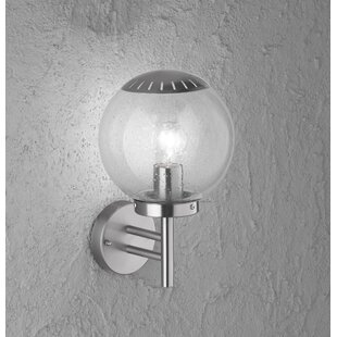 Rutkowski 1-Light Outdoor Sconce By Sol 72 Outdoor
