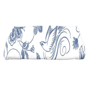 Cecilia Traditional Bird Floral Bath Towel