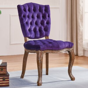 Maeve Tufted Dining Side Chair (Set of 2) by Rosdorf Park