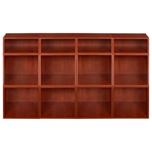 Best Chastain Storage Cube Unit Bookcase By Rebrilliant