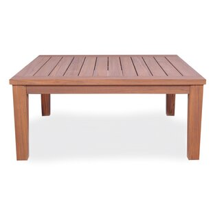 Lloyd Flanders Teak Coffee Table