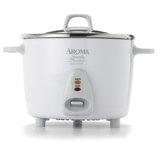 14-Cup Simply Stainless Rice Cooker