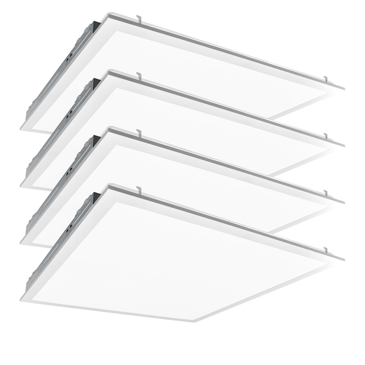Luxrite 2 X 2 Dimmable Led Flat Panel Light Wayfair