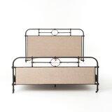 Berkley Upholstered Platform Bed by Design Tree Home
