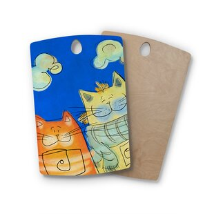 Carina Povarchik Birchwood Happy Cats By East Urban Home