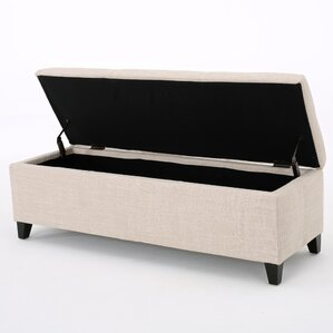 Latitude Run Connie Storage Ottoman Image