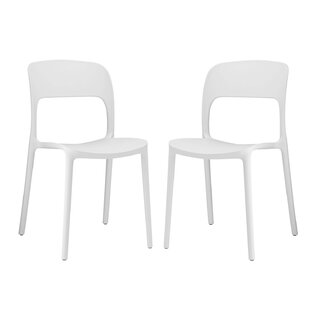 Wrought Studio Bohr Side Chair (Set of 2)