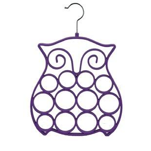 Reviews Owl Flocked Hanging Organizer (Set of 2) ByHome Basics