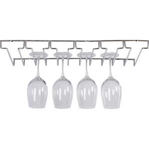 Hoyle Hanging Wine Glass Rack by Varic..
