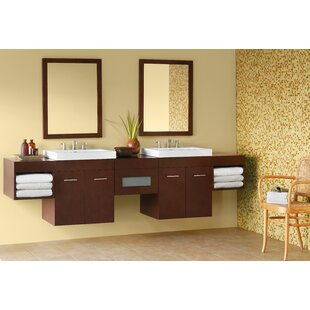 Bella 35 Wall Mount Single Bathroom Vanity Set by Ronbow