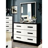 Alieen 6 Drawer Double Dresser with Mirror by Latitude Run®