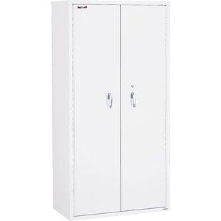 Fireproof Double Door Storage Cabinet by FireKing
