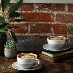 Coffee Studio Cappuccino Cup & Saucer