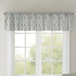 pictures of window valances swags quickview window valances café kitchen curtains youll love wayfair