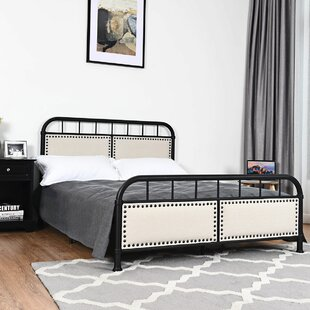Dawna Full Upholstered Platform Bed by Winston Porter