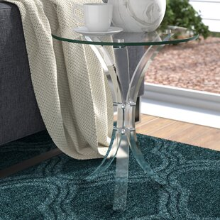 Cannella End Table by Wade Logan