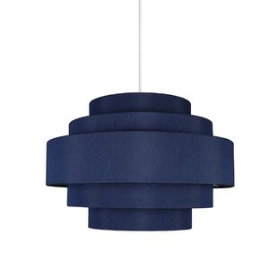 Cobalt blue pendant lights wayfair save mozeypictures Images