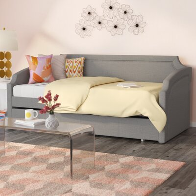 Three Posts Kendig Twin Daybed with Trundle