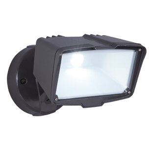 Large Head LED Outdoor Security Flood Light by Cooper Lighting LLC
