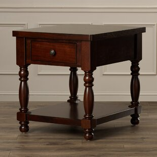 Hawkes End Table by Darby Home Co