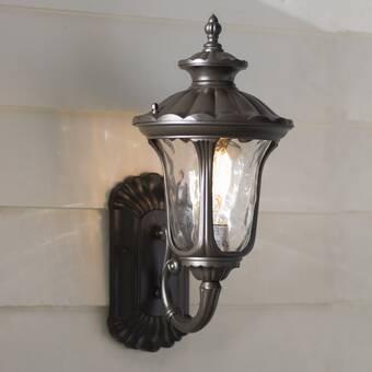 Alcott Hill Hounsfield Outdoor Wall Lantern Reviews Wayfair