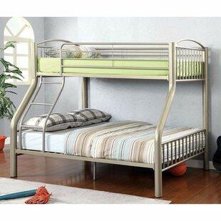 Coupon Fonseca Twin Over Full Bunk Bed ByHarriet Bee