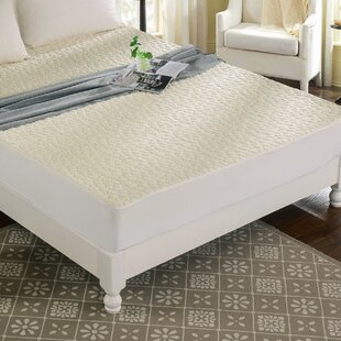 Pebbletex Tencel Natural Fiber Mattress Protector
